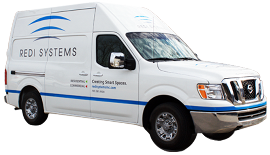 Redi Systems, Inc. Van